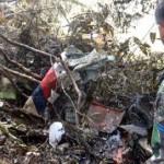 """Вертолеты эвакуируют тела жертв авиакатастрофы """"Суперджета"""""""