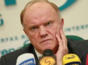 Informaciju o tom, chto Gennadij Zjuganov perezhil infarkt, rassleduet Minzdrav RF
