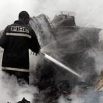 Местные жители разграбили место крушение самолета в Нигерии
