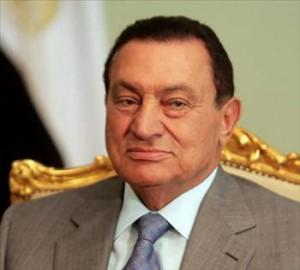 U jeks-prezidenta Egipta Hosni Mubaraka sluchilsja serdechnyj pristup