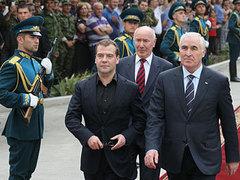Medvedev dal otvet na repliku MIDa Gruzii