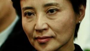 Zhena kitajskogo dejatelja prigovorena k smertnoj kazni