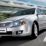 Компания Kia представляет новое поколение автомобиля Kia Cerato