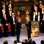 Лауреаты Нобелевских премий - сладкоежки?