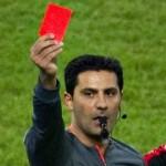 Девять красных карточек в одном матче