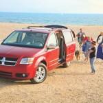 Выходит новый Dodge Grand Caravan