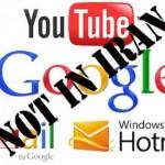 В Иране произошла блокировка поисковой  системы Google и почтового  сервиса Gmail