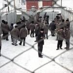 Протест заключенных в колонии под Копейском