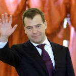 Болельщики против Дмитрия Медведева