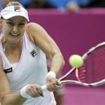 Теннисный сезон завершился победой россиянки