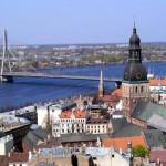 Посетите Латвию