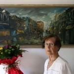 Сесилия Хименес начала продавать свои работы