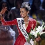 Американка стала «Мисс Вселенная»