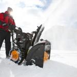 Снегоуборочная техника: бытовая и профессиональная