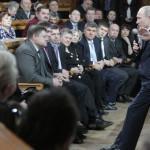Путин о «списке Магнитского»
