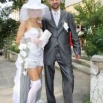 Шокирующие свадебные наряды