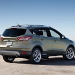 Обновленный Ford Kuga будет стоить меньше предшественника