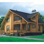 Финансовые вопросы по строительству дома из бруса