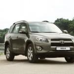 Обновленная Toyota RAV4 вот-вот поступит в продажу