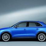 Audi представит модели RS7, RS и Q3 в 2013