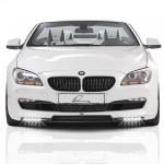 Ателье Lumma Design создаёт пакет CLR 600 GT, для автомобиля BMW 6-Series Cabriolet 2012