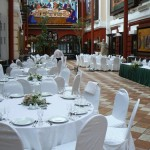Самый большой ресторан Москвы