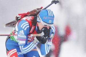 Ruhrgas IBU Biathlon World Cup - Women's Day 3