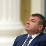 Сердюков снова не стал давать показания