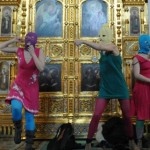 Священник пострадал из-за «Pussy Riot»