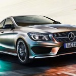 Компакт-седан Mercеdes-Benz Cоncept Stylе Сoupe (CLA)