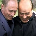 Берлускони о Путине
