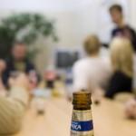 В школе станут отчислять за пьянство
