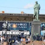 Театральный квартал в центре Москвы