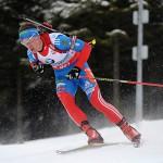 Шипулин завоевал серебро в последней гонке в Новее-Месте