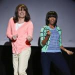 Мишель Обама исполнила необычный танец, который тут же стал хитом «Youtube»
