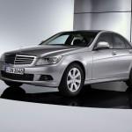Новый китайский седан Brilliance одолжит внешность у Mercedes-Benz C-класса