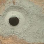 «Curiosity» пробурил Марс
