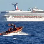 Бедствия лайнера в Мексиканском заливе
