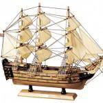 Купить модель корабля из дерева