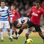 «Манчестер Юнайтед» довольно легко в гостях разобрался с КПР со счетом 2:0