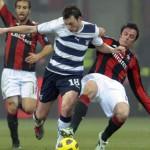 «Милан» подтвердил в поединке с «Лацио», что находится в отличной форме