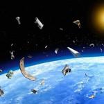 Российский спутник «Блиц» врезался в обломки китайского аппарата