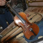 Скрипку Страдивари нашли в Болгарии