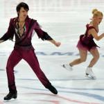 Траньков и Волосожар одержали победу в соревновании спортивных пар
