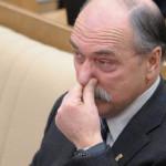 Дума официально лишила Владимира Пехтина депутатского мандата