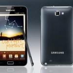 У Galaxy Note III от Samsung будет экран 5,9 дюйма