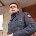 Илья Яшин пришел на допрос в СКР