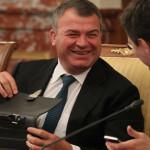 Сердюков впервые рассказал, зачем военнослужащие строили дачу его зятю