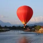 В Камбодже упал воздушный шар, на борту которого были украинцы и русские