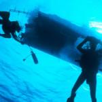 Исследователи нашли в обломках английского корабля знаменитый «камень викингов»